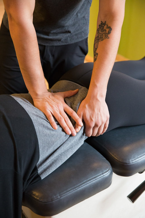 West Seattle Sports Chiropractor