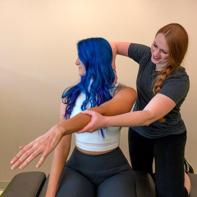 elbow pain relief in Seattle & Portland