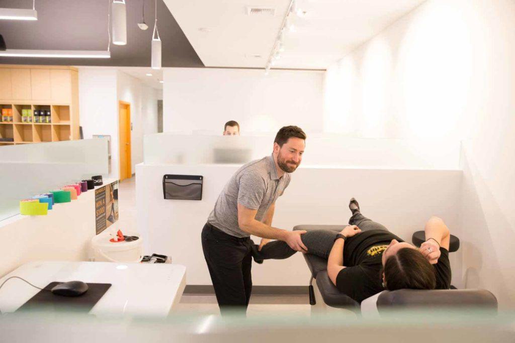 Chiropractic Adjustment in Seattle