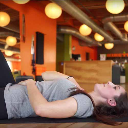 Top Three Exercises for Lower Back Pain