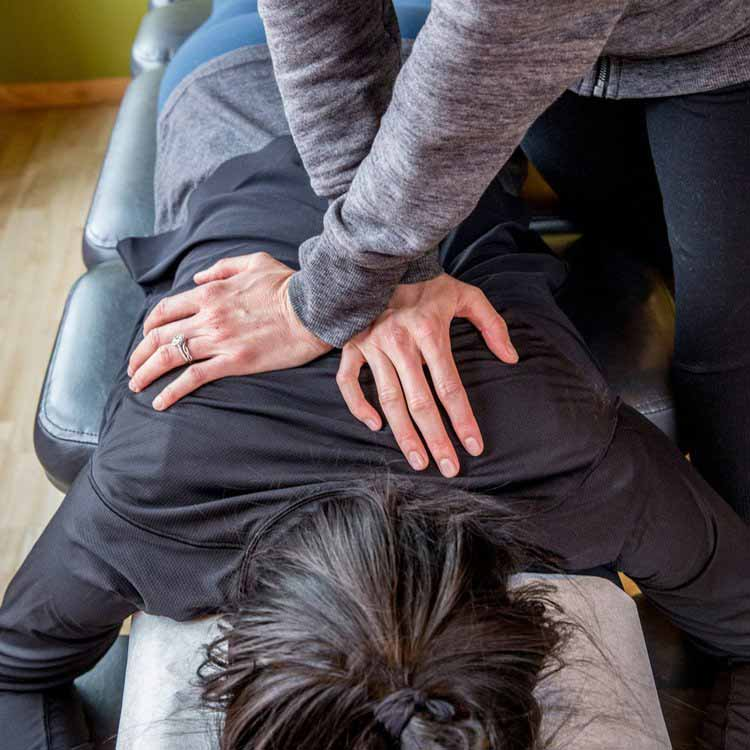 chiropractic adjustment in Seattle WA