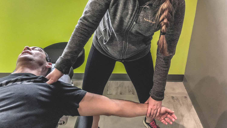 elbow pain treatment